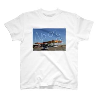 オイルチャージ T-shirts