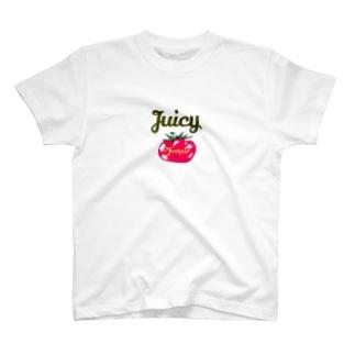 ジューシートマト T-shirts