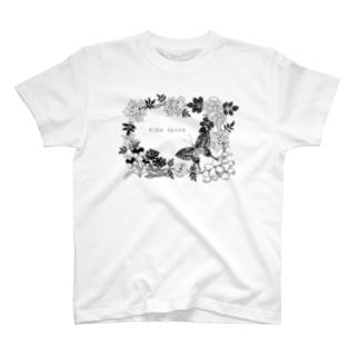 Aiba spina T-shirts