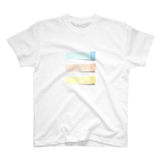 ふせん T-shirts