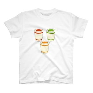 カップ麺 T-shirts