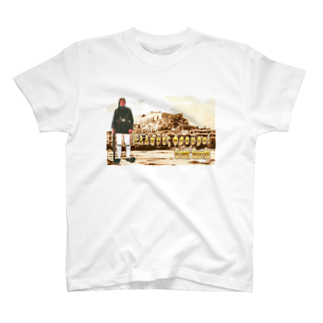 FUCHSGOLDのギリシャ:衛兵とアクロポリス Greece: Guards & Acropolis T-shirts