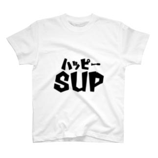ハッピーSUP T-shirts