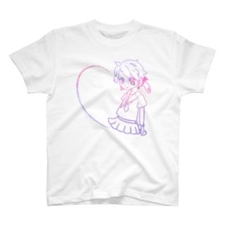 AnimeGirl_Seishunlike【Night】 T-shirts