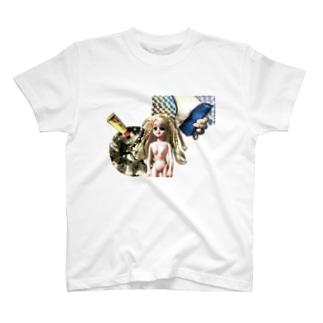 ラブリーサイレンTee T-shirts