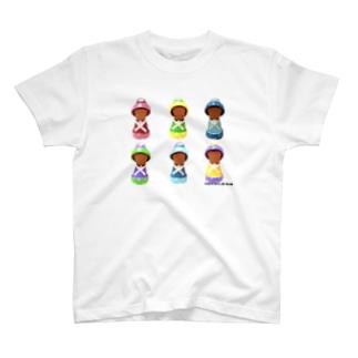 ぶりどりメンバー T-shirts