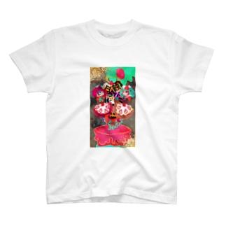アフタヌーンタイム T-shirts