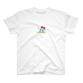 シャキシャキのキャベツ T-shirts