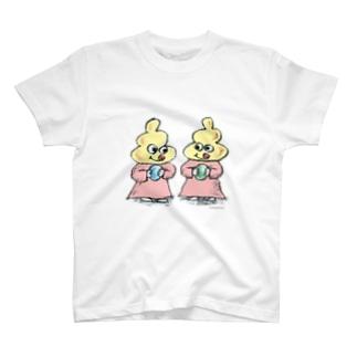 ペロちゃんズ  T-shirts