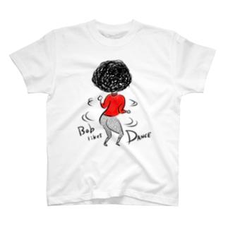 ボブ(15) T-shirts