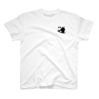 SUP大好きウサギくん T-shirts