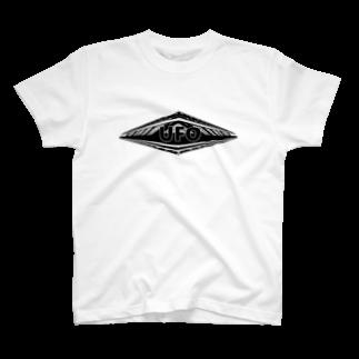 qethapethapのUFO T-shirts