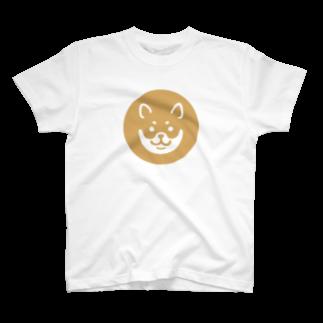 chi-bitのSHIBAT - アカシバ T-shirts