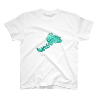 福井県 Fukui T-shirts