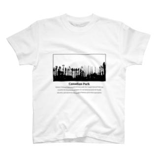 #14 「Canadian」~さいたま市/南区~ T-shirts