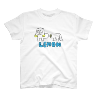 LEMON犬 T-shirts