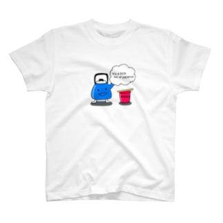 3分の我慢! T-shirts