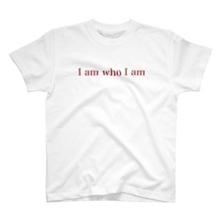 I am who I am T-shirts