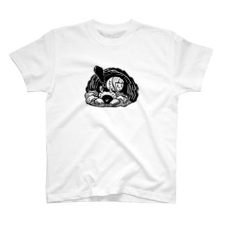 カニ見つけた! T-Shirt