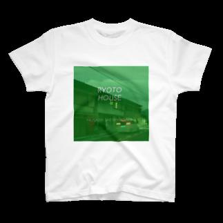 ぽいずん🎹iPhone作曲家のりょうとハウス T-shirts