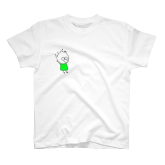 ezimalのチビィズ(緑) T-shirts