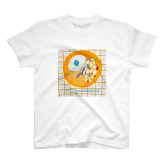 ガパオライス T-shirts