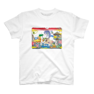 やまくじら T-shirts