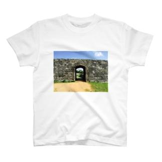 zakimi castle T-shirts