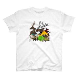Toyooka Animals T-shirts