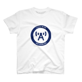 AirHamLog公式グッズ T-shirts