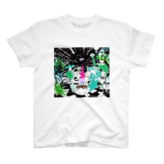 肝腎 T-shirts