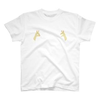 手狐 T-shirts