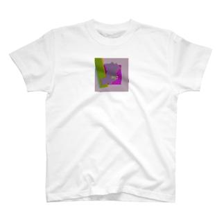 グラフィカルコアラ T-shirts