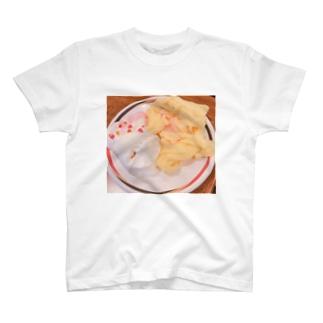 失敗クレープ君 T-shirts