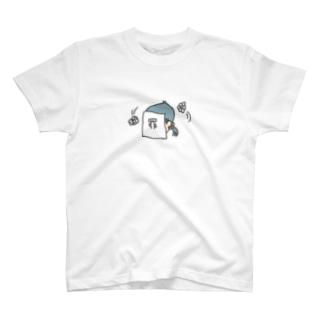 炭酸水の罪子ちゃん T-shirts
