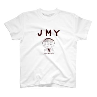 JMY(実はまぢやばい) T-shirts