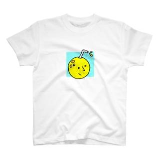 お月さんジュース T-shirts