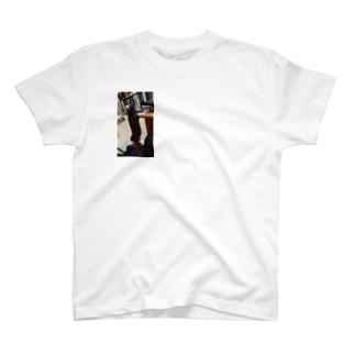karinto3の虎ちゃんのぽっちゃりおなか T-shirts