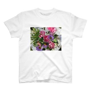 お花の気持ち T-shirts