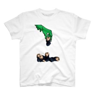 夏目地獄イキTEE T-shirts