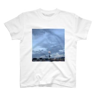 眩しいの可愛い T-shirts