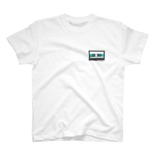 おちば/ochivaのカセットテープ - T T-shirts