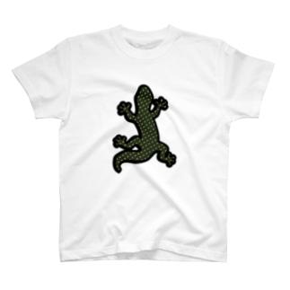 キングゲッコー T-shirts
