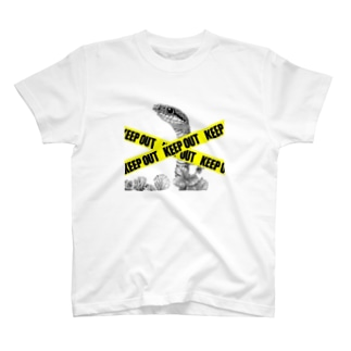 keepout スネーク T-shirts