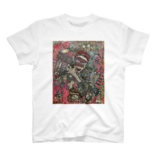 ハンゲキエンジン T-shirts