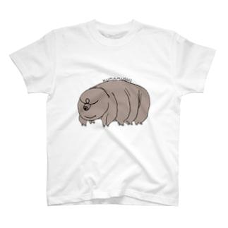 くまむしさん T-shirts