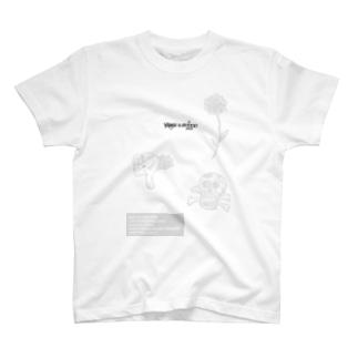 Boooo Tシャツ T-shirts