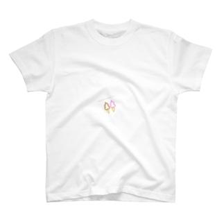 sachixxxxのunko mitaina sofutokuri-mu T-shirts