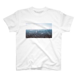 my idealのきれいなんてここにはないから シリーズ T-shirts