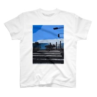 さーふぁー T-shirts